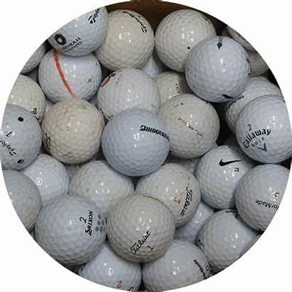 Premium Golf Practice Balls Economy Mix Brand