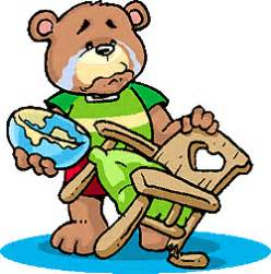Goldilocks And The Three Bears Clip Art - ClipArt Best