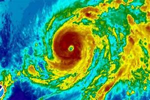 Hurricane Nicole: Bermuda Triangle set to be eye of the ...