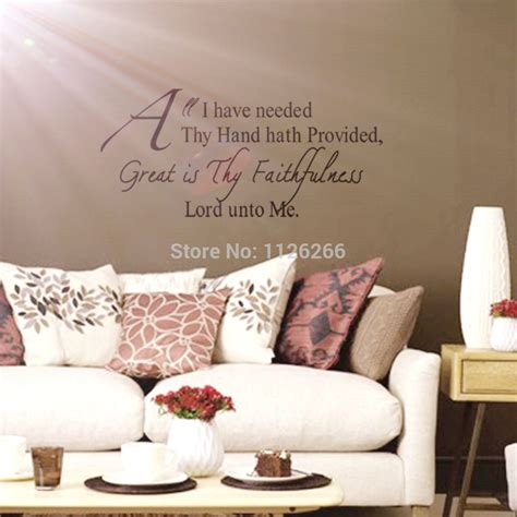 buy wholesale christian wall decals  china