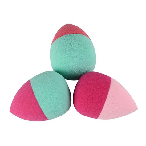pcs span   puff foundation beauty blender colorful