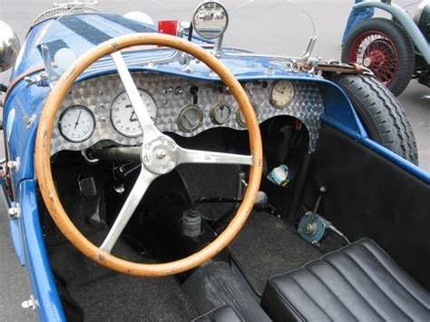 Free Bmw 319 Race Car Cockpit Stock Photo
