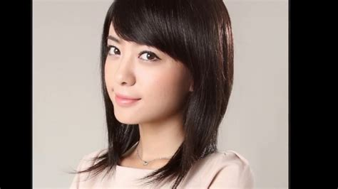 model rambut wanita  layer sebahu youtube