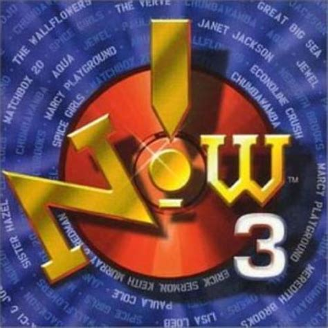 Various Artists  Now!, Vol 3 Cd (1999) Ebay