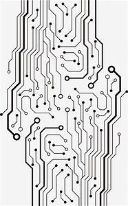 Circuit Board  Circuit Diagram  Motherboard Png