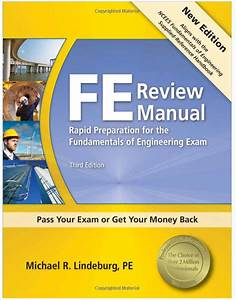 Fe Exam Review Materials  Quality Is Better Than Quantity