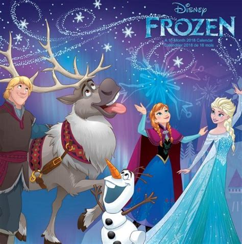 gambar kartun frozen lucu gambar mania