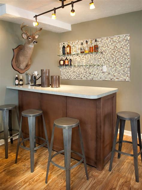 Portable Bars For Basements by Home Bar Ideas 89 Design Options Hgtv