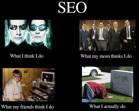 i seo what think i do meme med seo och sociala medier