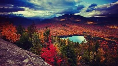 Fall Mountain Desktop Wallpapers Autumn Nature Mountains