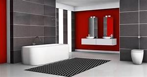 Panneaux D Habillage Pour Rénover Sa Salle De Bains : r nover le carrelage de sa salle de bain ~ Melissatoandfro.com Idées de Décoration