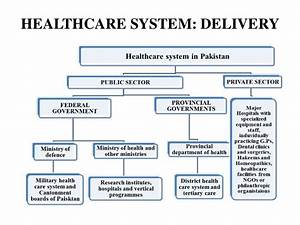 Healthcare System In Pakistan
