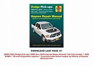 Best Pdf  Dodge Pick