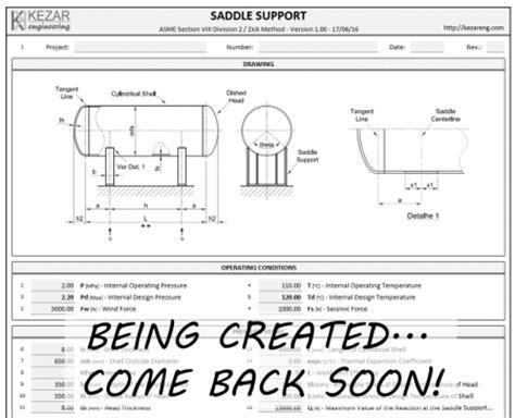 Flange Design Calculation Spreadsheet (asme Secviii Div1 Apx2