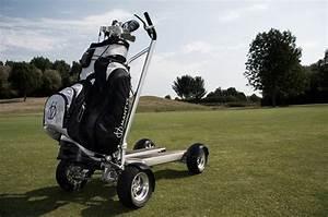Chariot Electrique Golf : chariot de golf lectrique mantys transporteur ~ Melissatoandfro.com Idées de Décoration