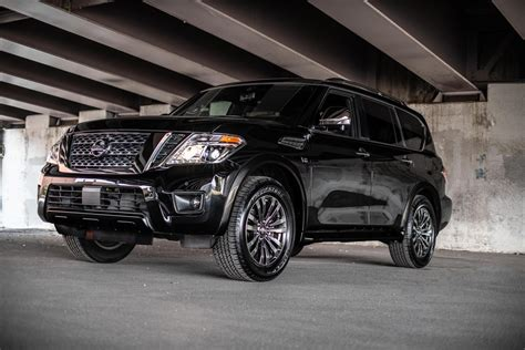 2019 Nissan Armada  Msrp And Specs