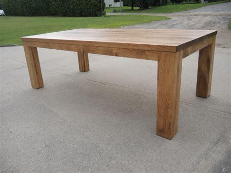 table de cuisine en bois table de cuisine moderne en bois atelier meuble rustique
