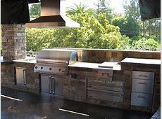 Outdoor Kitchen Range Kitchen Decor Design Ideas