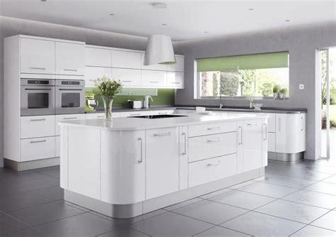 modern kitchen design 2014 shiny modern kitchen design 2014 with white gloss island 7679