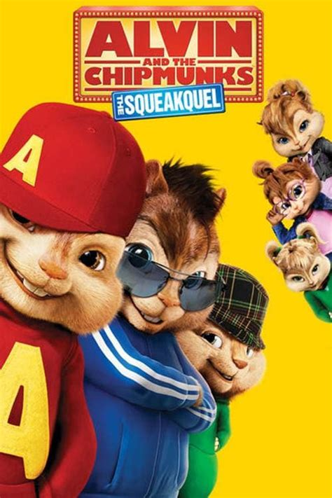 alvin   chipmunks  squeakquel film
