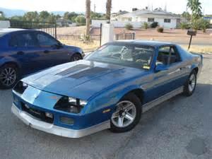 1985 chevy camaro iroc z28 photo picture image on use com