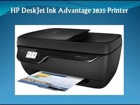 Hp officejet 3835 driver download for hp printer driver ( hp officejet 3835 software install ). HP Deskjet Ink Advantage 3835 Printer Demo - YouTube