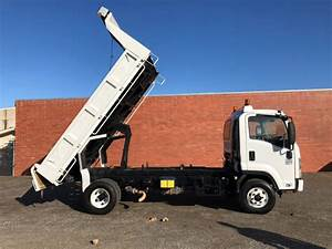 2009 Isuzu Frr500 Manual Tipper Truck - Jtfd5073192
