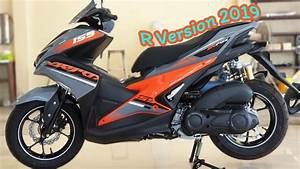 Yamaha Aerox 155cc 2019  R Version
