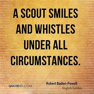 Robert Baden-Po... Skout Quotes