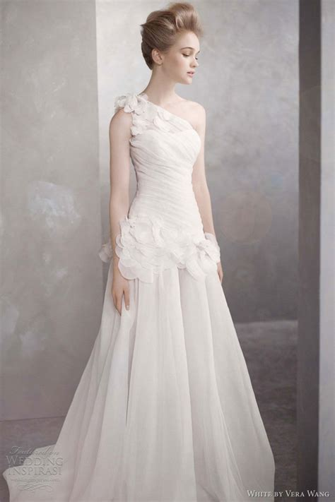 White By Vera Wang Spring 2012 Wedding Dresses Wedding