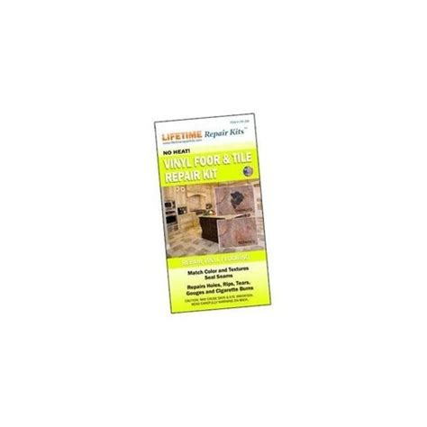 tile flooring repair kit vinyl floor tile repair kit home remodeling pinterest