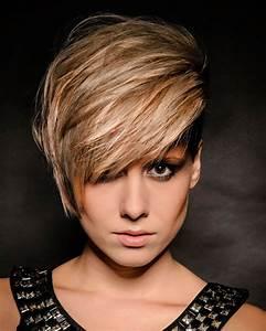 Short Haircuts For Thick Hair 22 Short Hair Style Ideas
