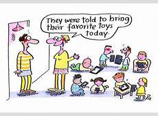 Cartoons on Preschool and Kindergarten Larry Cuban on