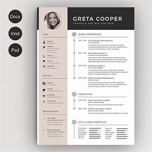 creative resume templates that you may find hard to With creative resume template word