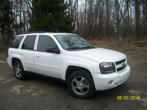 Chevrolet Trailblazer Picture by 2008 Chevrolet Trailblazer Pictures Cargurus