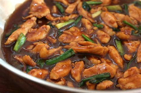 mongolian chicken mongolian chicken the daring gourmet