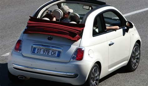 Fiat For Lease by Fiat 500 Convertible Personal Lease No Deposit 500