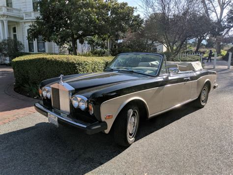 1984 Rolls Royce Corniche For Sale On Bat Auctions
