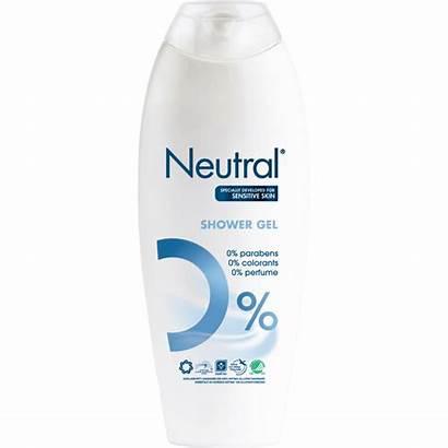 Neutral Ml Gel Shower Douchegel 250ml Vitamine