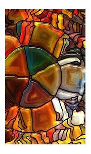 digital Art, Abstract, Colorful, CGI, Circle, Glass, Lines ...