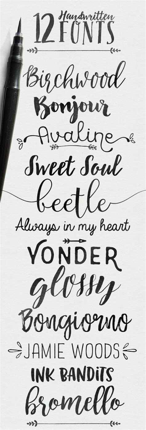 best 25 hand lettering fonts ideas on pinterest handwriting fonts hand lettering fonts free