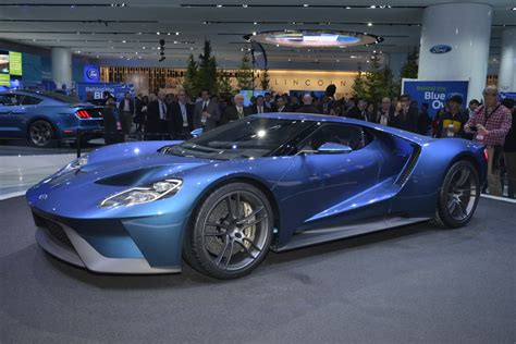 5 Things To Know About The 2016 Ford Gt So Far