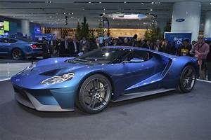 Ford Gt 2016 : 5 things to know about the 2016 ford gt so far carscoops ~ Voncanada.com Idées de Décoration