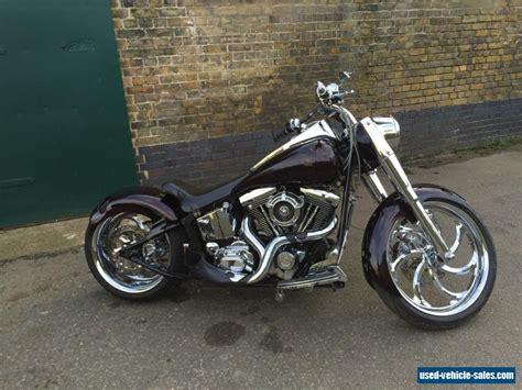 2000 Harley Davidson Softail Custom Chopper Bobber S&s Evo