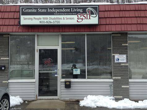 contact us granite state independent living