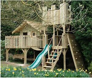 Cool Treehouses for Kids | Ideal Home