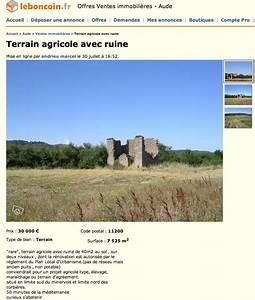 Maison En Kit Pas Cher 30 000 Euro : ruine vendre pas cher chateau en ruine pas cher ~ Dode.kayakingforconservation.com Idées de Décoration