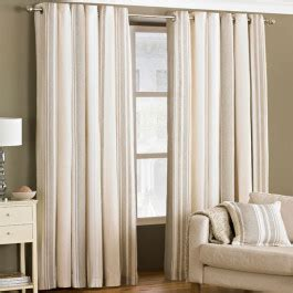 The mcdonald's coffee lawsuit was really serious. Riva Home Broadway Stripe Woven Lined Eyelet Curtains, Coffee, 46 x 54 Inch - Linens Limited
