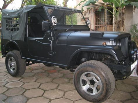 modified mahindra jeep for sale in kerala fully modified mm540 for sale vehicles from thrissur