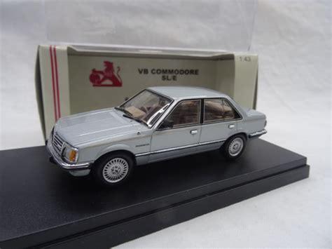 biante cars 1 43 vb commodore sl e color silver catawiki
